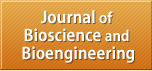 JBB(Journal of Bioscience and Bioengineering)